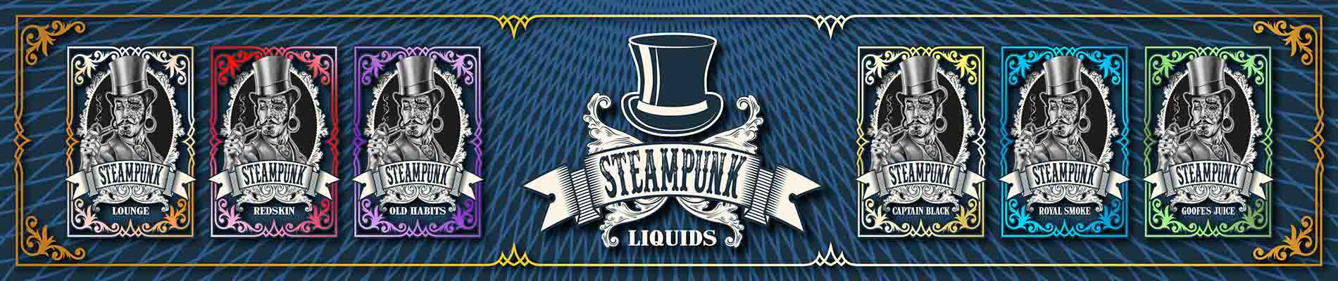 Steam Punk Banner