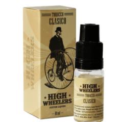 High Wheelers Tobacco Clasico 10ml