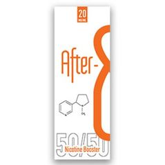 After-8 - Nicotine Booster 50/50