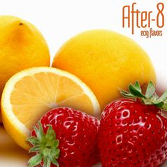 After-8 - Lemon Strawberry 10ml