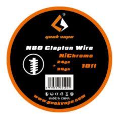 N80 Clapton Wire 3m Geekvape
