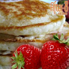 After-8 10ml Creamy Strawberry Pancakes Flavor