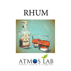 Atmos Lab Flavor – Rhum 10ml